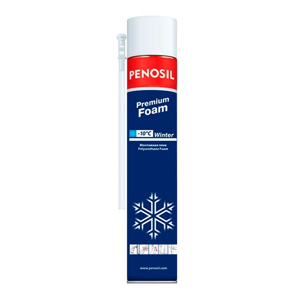 PENOSIL Mounting foam Premium Foam 750 ml Winter