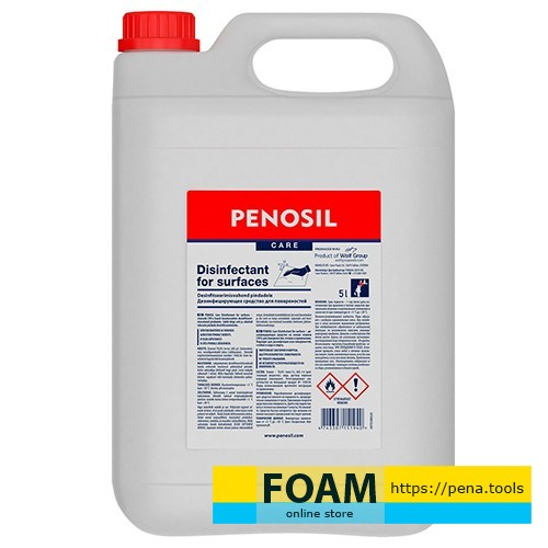 PENOSIL Care Disinfectant for surfaces