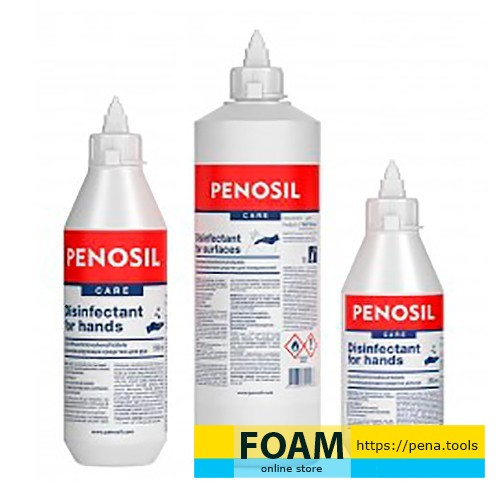 PENOSIL Care Disinfectant for hands