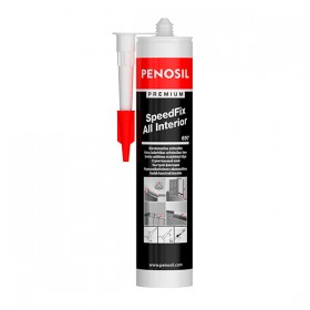 PENOSIL Quick fixation adhesive Premium All Interior SpeedFix 697 290 ml, white