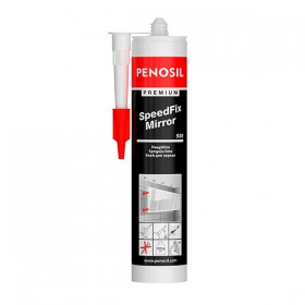 PENOSIL Premium SpeedFix Mirror 936 310 ml Glue rubber-based for mirrors, brown