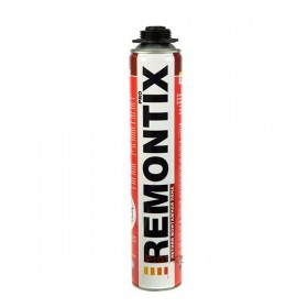 REMONTIX Pro 45 750 ml polyurethane foam professional all-season -10 / + 30